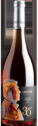 Cabernet Sauvignon<br> rosé
