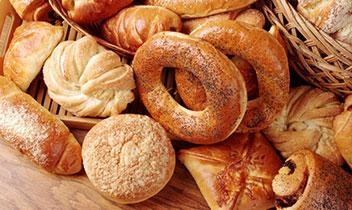 Množstvo iných výrobkov z vlastnej výroby a pekárne: pečivo, cestoviny (bezvaječné aj špaldové), knedle, halušky, pirohy, lokše