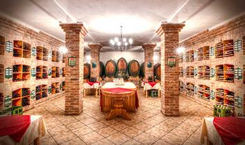 Restaurant Vinum Galéria Bozen Pezinok