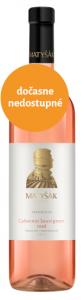 Cabernet Sauvignon rosé 2017