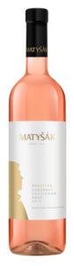 Cabernet Sauvignon rosé 2017 polosladké