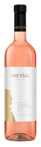 Cabernet Sauvignon rosé 2017 suché