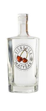 Cherry distillate