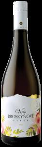 Broskyňové víno