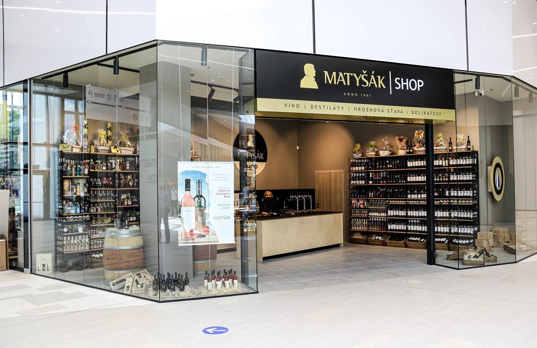 Otvorili sme nový Matyšák Shop v OC Galéria v Petržalke