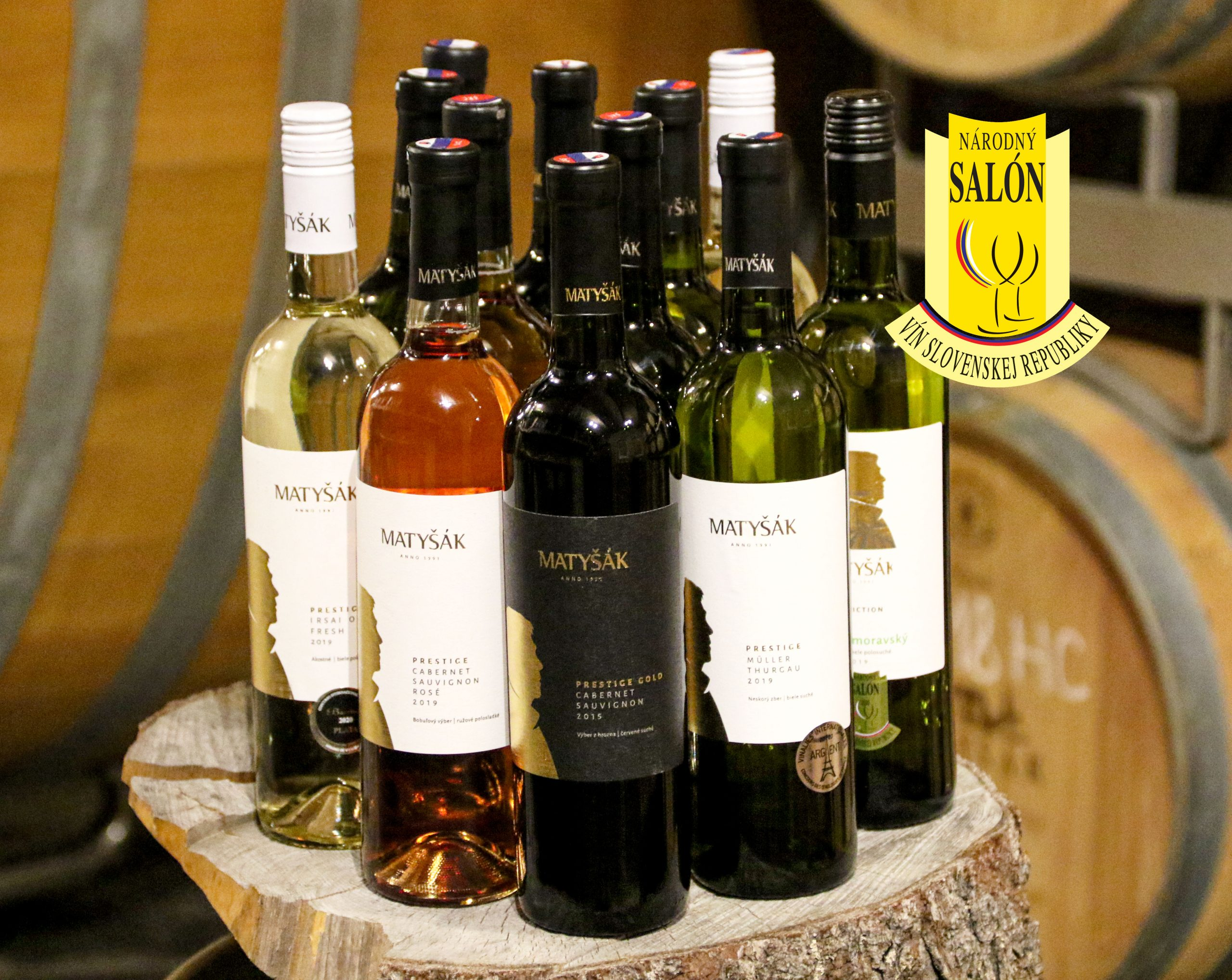 V Národnom salóne máme 12 vín!