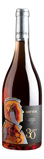 Cabernet Sauvignon rosé 2015 Limitovaná edícia 30